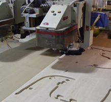 cnc routing and machining